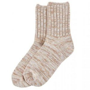 NWT Hue Lot of 3 Space Dye Shortie Boot Sock